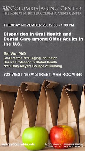 Bei Wu Seminar flyer