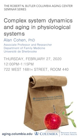 Alan Cohen Brown Bag Seminar