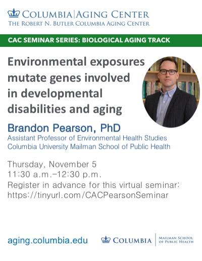Brandon Pearson CAC Seminar