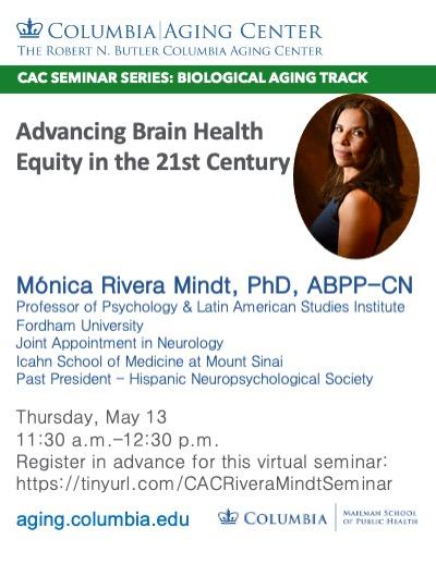 Monica Rivera Mindt CAC Seminar