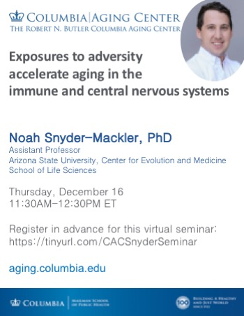 Snyder-Mackler CAC Seminar