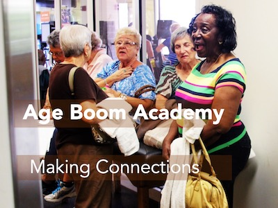Age Boom Academy Columbia University