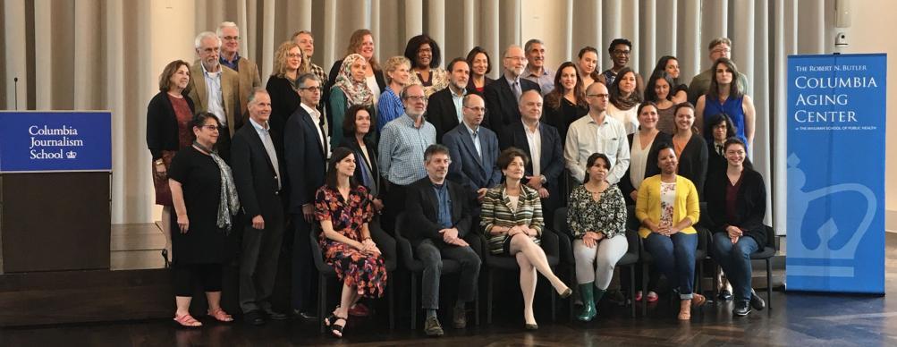 2018 Age Boom Academy Participants