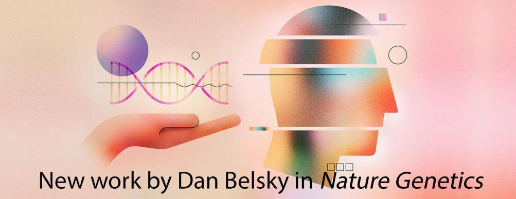 Dan Belsky Nature Genetics Slide